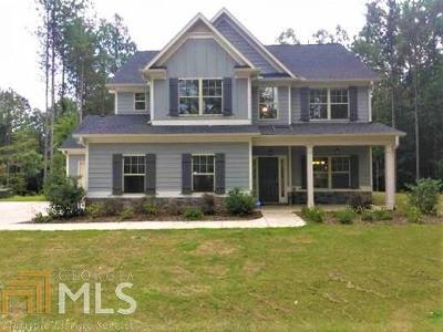 Ball Ground Single Family Home For Sale: 509 Huntington Dr