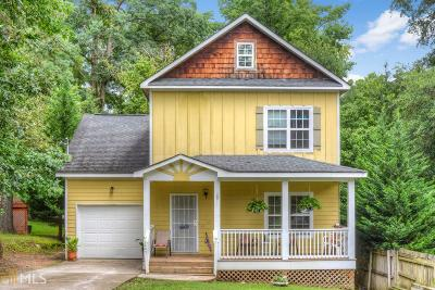 Fulton County Single Family Home For Sale: 2467 Claude St
