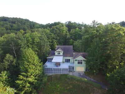 Fannin County, Gilmer County Single Family Home For Sale: 538 Shawnee Trl