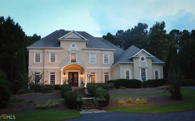 Braselton Single Family Home For Sale: 5727 Gene Sarazen Dr