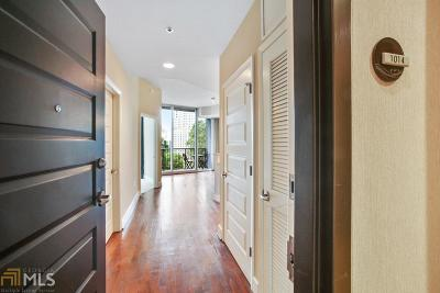 Midtown Condo/Townhouse Under Contract: 1080 Peachtree St #1014