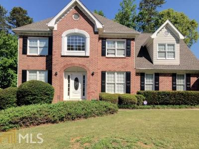 Snellville Single Family Home Under Contract: 4127 Trotters Way Dr