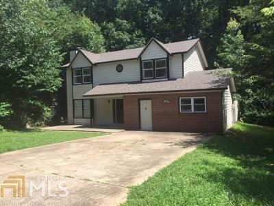 Stone Mountain Single Family Home For Sale: 799 Greenhedge Dr