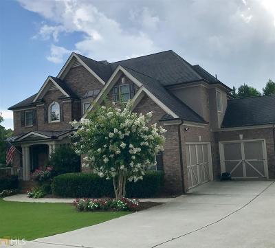 Dacula Single Family Home For Sale: 1598 Autumn Sage Dr