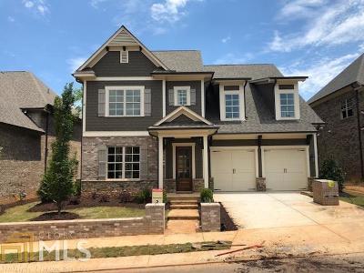 Smyrna Single Family Home For Sale: 3929 Chalmers Gate