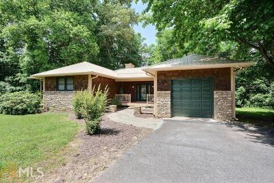 Hiawassee Single Family Home For Sale: 6637 Mountain Laurel Rd