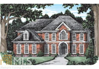 College Park Single Family Home For Sale: 7195 Butner Rd #2