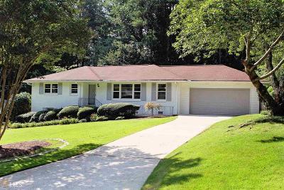 Dekalb County Single Family Home For Sale: 1871 Audubon Dr