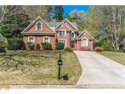 Roswell Single Family Home For Sale: 3144 Denton Pl
