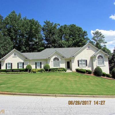 Stone Mountain Single Family Home For Sale: 5780 Carlton Way