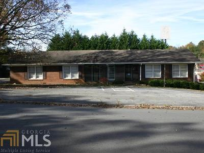 Roswell Commercial For Sale: 104 Mansell Cir