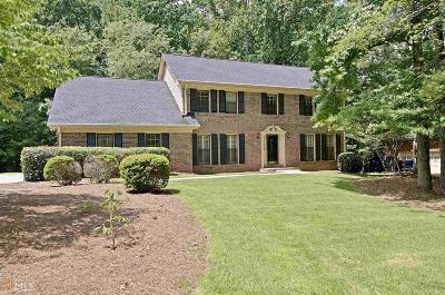Norcross Single Family Home For Sale: 3898 Allenhurst Dr