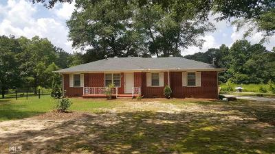 Social Circle Single Family Home For Sale: 2769 Pannell Rd