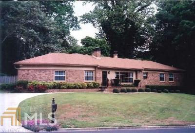 Single Family Home For Sale: 1094 Glenwood Dr