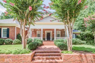 Historic Marietta Single Family Home For Sale: 500 St James Pl
