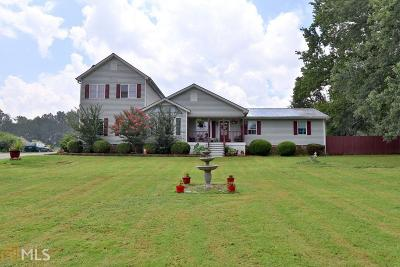Lawrenceville Single Family Home For Sale: 251 Maranatha Trl