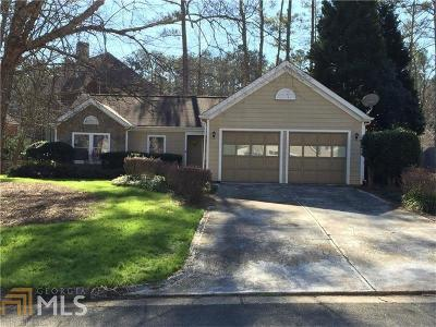 Johns Creek Single Family Home For Sale: 10385 Summer Creek Dr