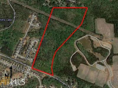 Conyers Residential Lots & Land For Sale: 2484 Old Covington Hwy