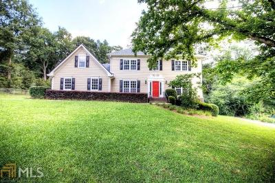 Snellville Single Family Home For Sale: 2034 Clipper Straits