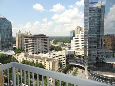 Realm Condo/Townhouse For Sale: 3324 Peachtree Rd #1513