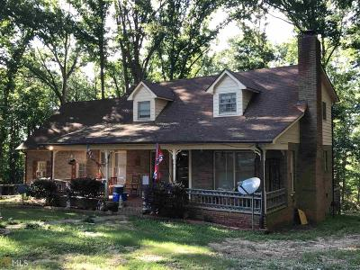 Elbert County, Franklin County, Hart County Single Family Home For Sale: 6506 Stone Bridge Rd