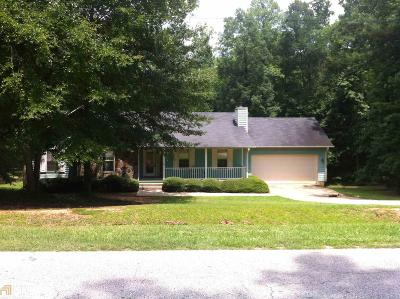 Henry County Single Family Home Under Contract: 179 Davis Rd