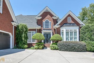 Fulton County Single Family Home For Sale: 165 Keswick Way