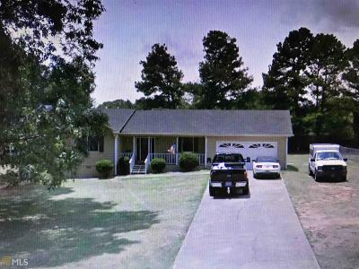 Henry County Single Family Home Under Contract: 210 Summerfield Ln