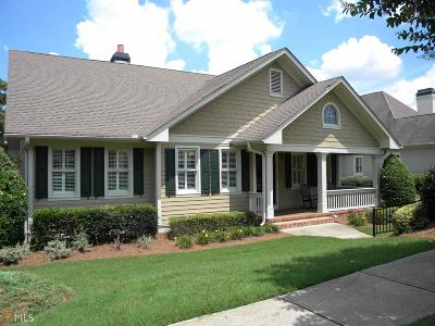 Braselton Single Family Home For Sale: 2560 Muskogee Ln