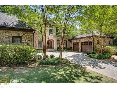 Single Family Home For Sale: 2807 Mabry Rd