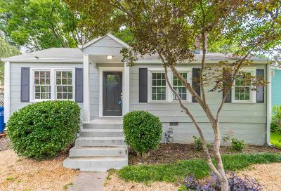 Berkeley Park Single Family Home For Sale: 761 Antone