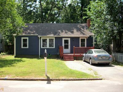 Dekalb County Single Family Home For Sale: 264 Sisson Ave