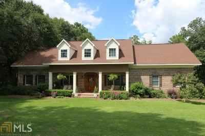 Statesboro Single Family Home For Sale: 417 Magnolia Bluff Rd
