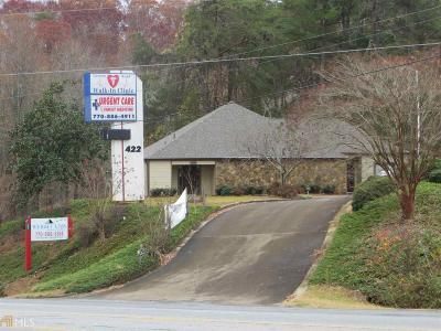 Cumming Commercial Lease For Lease: 422 Canton Rd