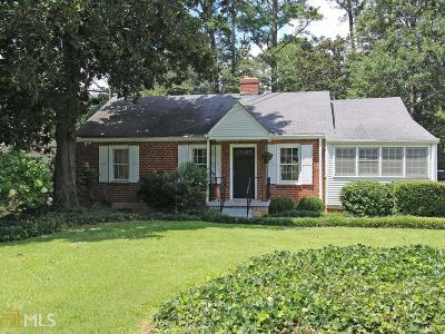 Dekalb County Single Family Home For Sale: 1912 Westminster Way