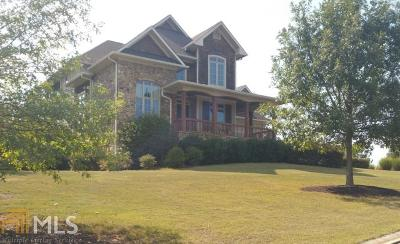 Single Family Home For Sale: 1399 Currahee Club Dr