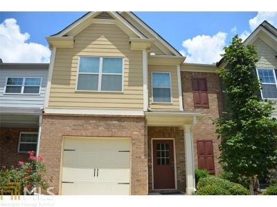 Acworth Condo/Townhouse Under Contract: 216 Madison Ave