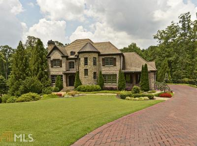 Alpharetta, Milton, Roswell Single Family Home For Sale: 9720 Almaviva Dr