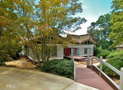 Hall County Single Family Home For Sale: 91 Overlook Dr