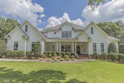 Social Circle GA Single Family Home For Sale: $749,000