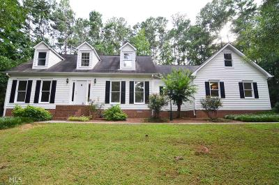 Bogart Single Family Home For Sale: 1091 Ferncreek