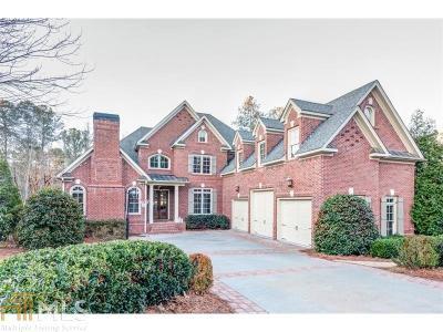 Acworth Single Family Home For Sale: 6135 Talmadge Run