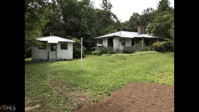 Habersham County Single Family Home For Sale: 2054 N Cannon Bridge Rd
