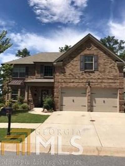 Fulton County Single Family Home For Sale: 6508 Foggy Oak Dr