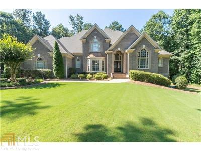 Milton Single Family Home For Sale: 600 Hickory Mill Ln