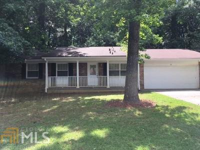 Clayton County Single Family Home For Sale: 5329 Denny Dr