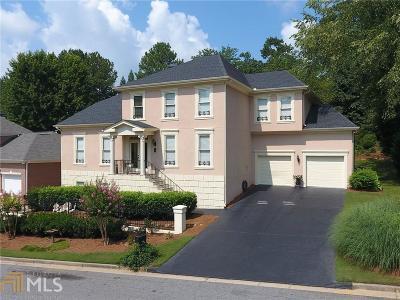 Alpharetta Single Family Home For Sale: 390 Rainbow Row Ct
