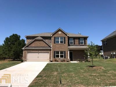 Clayton County Single Family Home For Sale: 351 Panhandle Pl #45