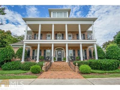 Kennesaw Single Family Home For Sale: 1307 Marietta Country Club