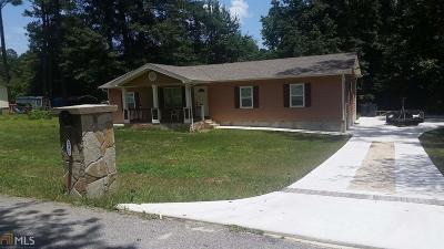 Powder Springs Single Family Home For Sale: 242 Ann Trl